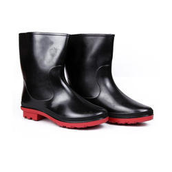 Don Red Black Safety Gumboots