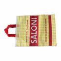 Print Loop Handle Carry Bag