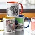 Sublimation Printed Mug