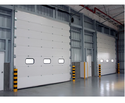 Automatic Industrial Sectional Door