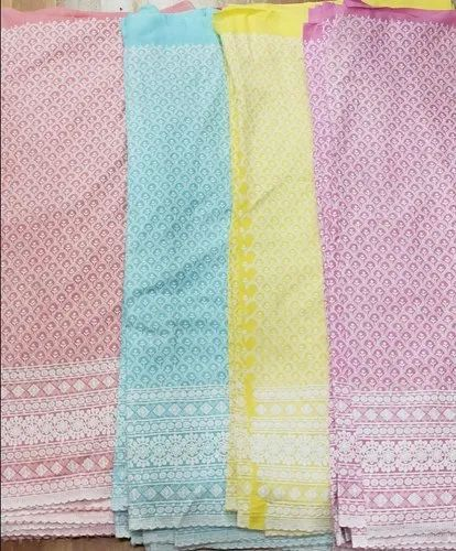 Pc Chikan Embroidery
