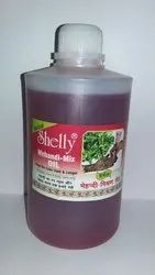 Red Shelly Mehandi Oil, Packaging Size: 1000 mL