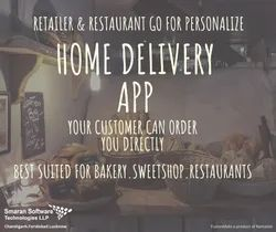 Online/Cloud-Based Home Delivery Mobile App Developer for Sweet Shop