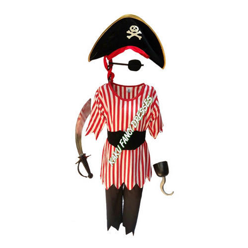 Boys Kids Pirates Costume  sc 1 st  IndiaMART & Boys Kids Pirates Costume Rs 1200 /piece Kaku Fancy Dresses | ID ...