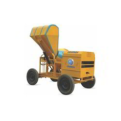 Cosmos Hydraulic Cement Concrete Mixer- 10/7