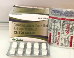Carbamazepine CR 400mg Tablets