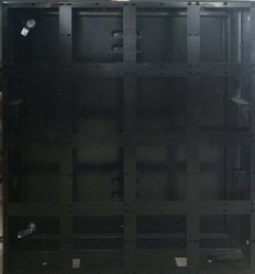 MS Powder Coated Body NakalanK P6 LED Cabinet