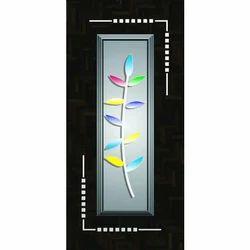 4D Vinyl Door Print