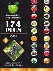 Fruit Concentrate Juice