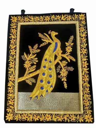 Peacock Jewel Carpet