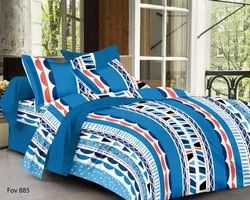Comfort Printed Bed Sheet
