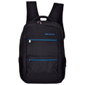 College Casual Black Backpack