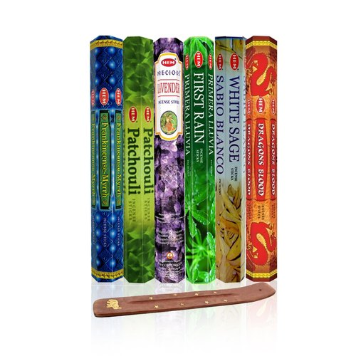 12s for Home Fragrance Vanilla SPIRITUAL SKY INCENSE 20 Sticks Packs of 1,3 5