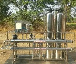 Industrial Effluent Pharmaceutical Industry Isi Mineral Water Plant