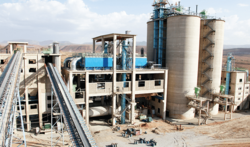 Semi Automatic Cement Plants