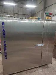 Meat Blast Freezer
