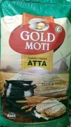 Indian Gold Moti Chakki Atta 25kg, Pack Type: Bag, No Preservatives