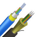 Aerial Fiber Optic Cable