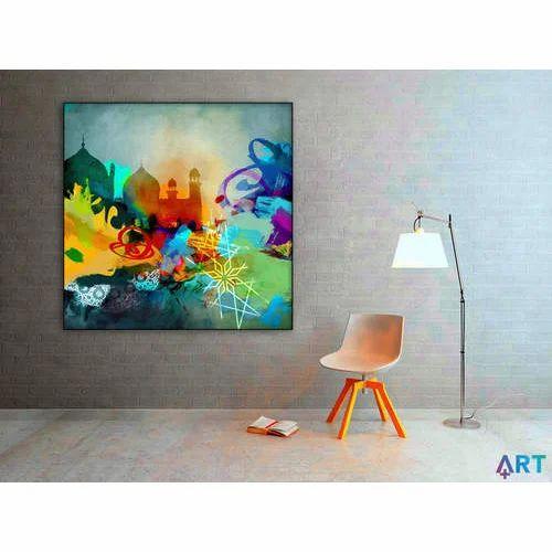 Hp Latex Canvas Printing