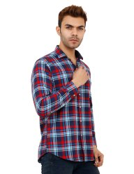 Trendy Check Shirts For Men