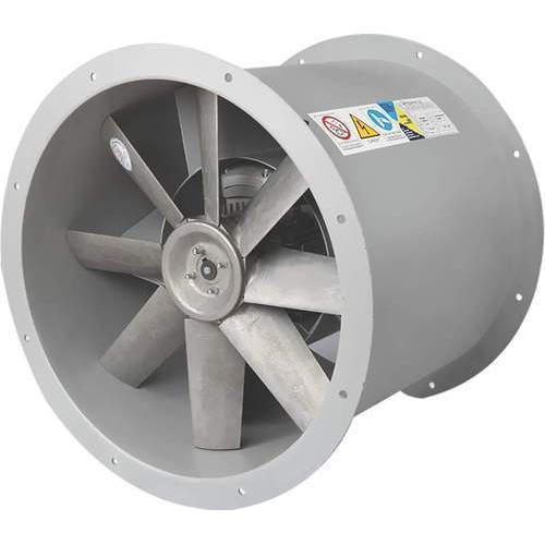 Axial Flow Fans - Industrial Axial Fan Manufacturer from Gautam Budh