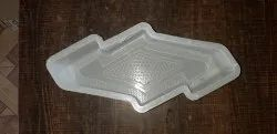 Zig Zag Silicone Paver Mould