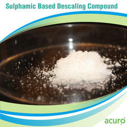 Sulphamic Based Descaling Compound