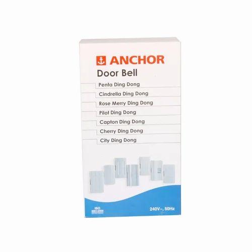 Anchor Door Bell  sc 1 st  IndiaMART & Anchor Door Bell at Rs 100 /piece | Door Bell - Ashok Electrical And ...