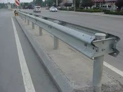 HR Steel Road Safety Barrier