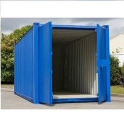 Contranized Workshop Container