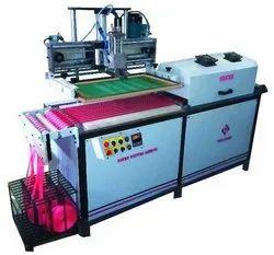Ss Screen Printing Machine, Automation Grade: Semi Automatic