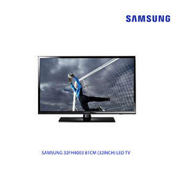 Black Samsung 32 Fh 4003 81 Cm 32 Inch Led Tv Screen Size 32