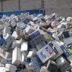Scrap Batteries, For Plastic Industry