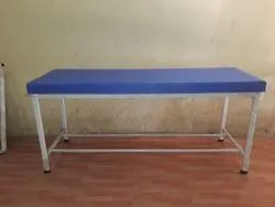 Examination Table Plain With Foam Mattress