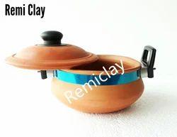 Large Clay Kadai