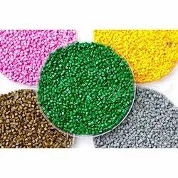 Colored PP Granules, 25 Kg, Packaging Type: Bag