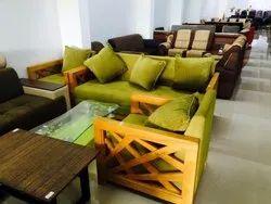 Wooden Orkid Sofa