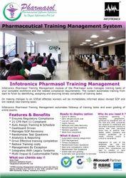 Pharmaceutical Training Management Software