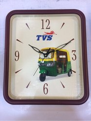 Rectangular Promotional Gift Clock
