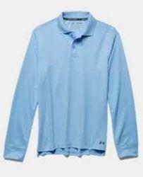 Blue School Winter T Shirt