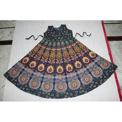 Jaipuri Frock Dress