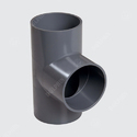 Pvc Tee For Structure Pipe