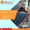 SOLAR AUTO CLEANING SYSTEM
