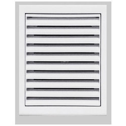 UPVC Ventilation Window, Width: 920 mm