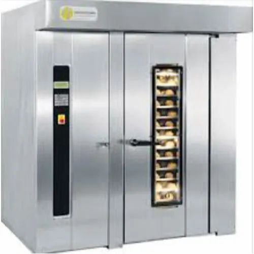 Single Phase Rotary Rack Oven