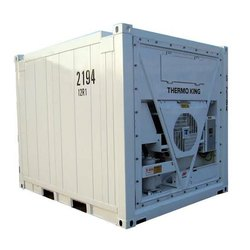 DNV 2.7-1 Certified 10 Feet Refrigerated Container