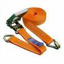 Cargo Lashing Ratchet Belt