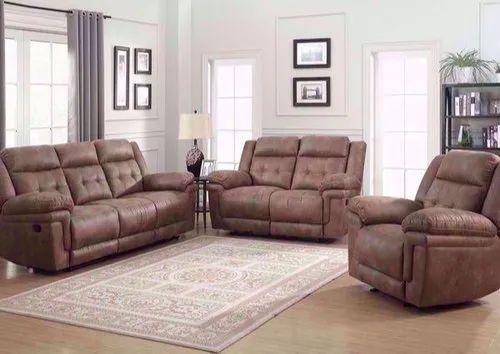 Royal Comfort Modern Recliner Sofa Set, Modern Recliner Sofa Design
