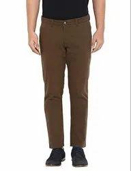 Multicolor Formal & Casual Wear Cotton Pant Trouser For Men