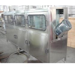 Jar Washing and Filling Machine